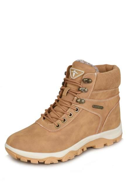 Ботинки женские T.Taccardi K1782-11A, коричневый