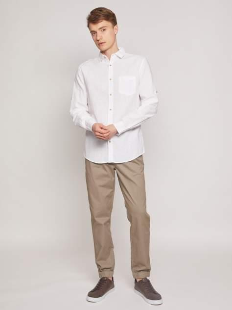 Рубашка мужская Zolla z0112321590430100, белый
