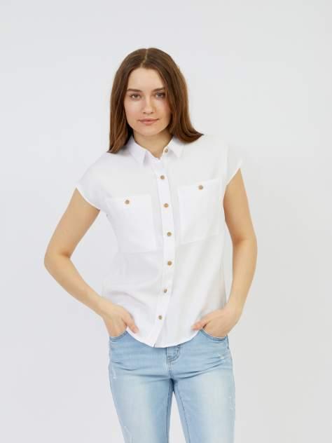 Женская рубашка Zolla z0212312591431000, бежевый