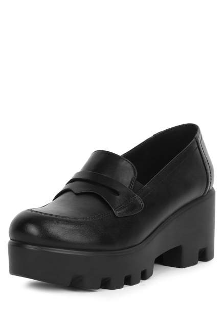 Лоферы женские T.Taccardi K0384LC-20, черный