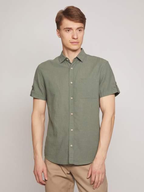 Рубашка мужская Zolla z0112422590137500, хаки