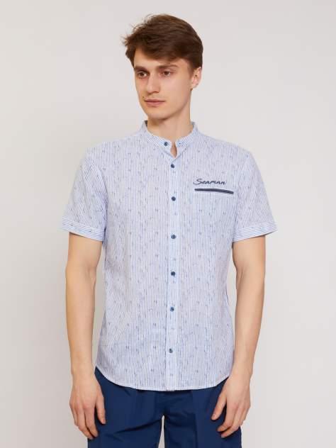 Рубашка мужская Zolla z01124225908150S0, синий