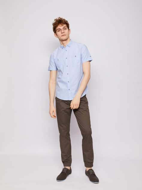 Рубашка мужская Zolla z0112322060635100, голубой