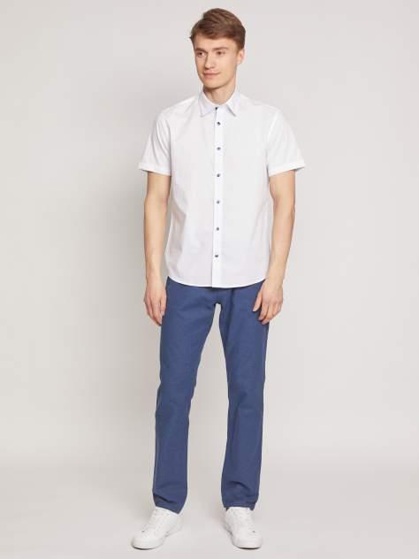 Джинсовая рубашка мужская Zolla z01121227Y0620100 белая S