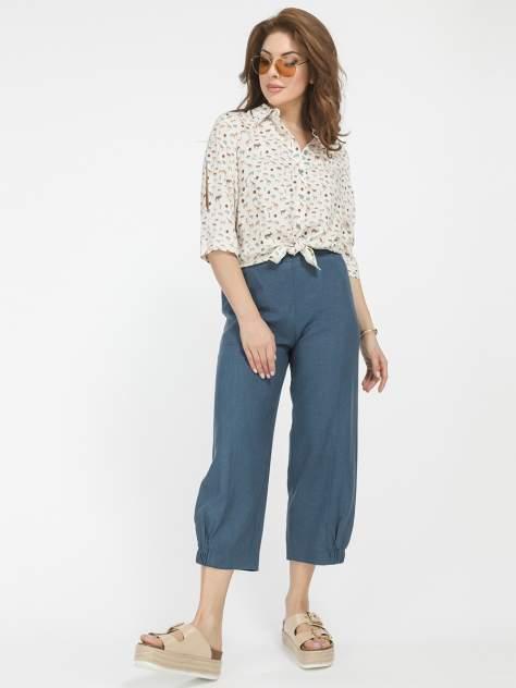 Женские брюки 1001dress HR00013BL, синий