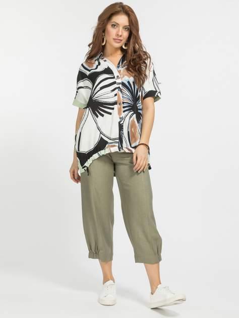 Женские брюки 1001dress HR00013KH, хаки