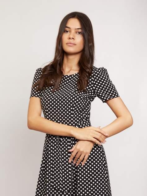 Повседневное платье женское Zolla z02123827Y05399P0 черное XL