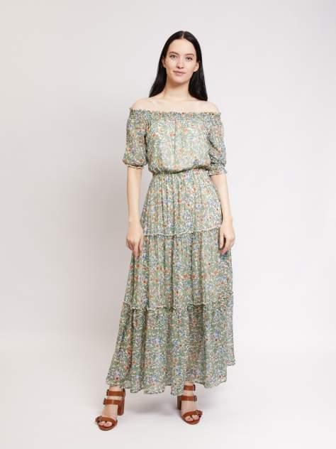 Женское платьеЖенское платье  ZollaZolla  z02124826211371P0z02124826211371P0, , зеленыйзеленый