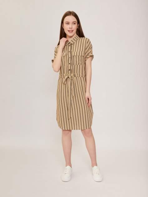 Женское платье Zolla z02124820826319S0, бежевый