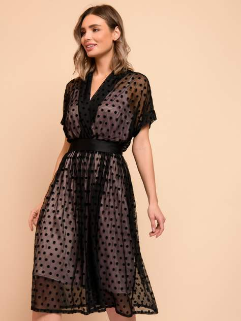 Вечернее платье женское 1001dress 0132101-02237SP розовое 40