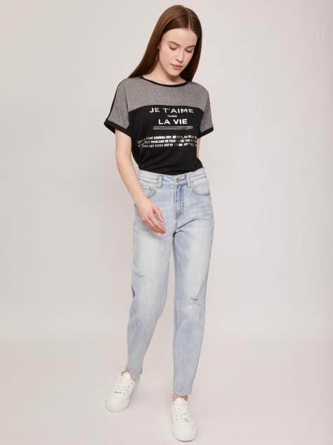 Женские джинсы  Zolla z22124714S02351D0, голубой