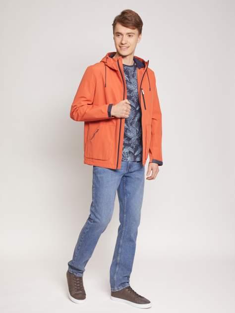 Ветровка мужская Zolla z0112156022642900 оранжевая XL