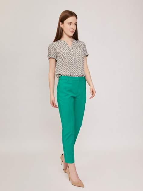Женские брюки Zolla z0212373721927000, зеленый