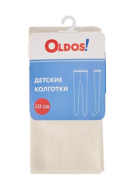 Колготки детские Oldos, цв. кремовый