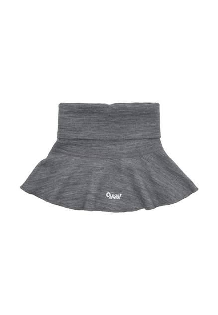 Шарф-манишка для детей OLDOS, цв. серый, р-р 5