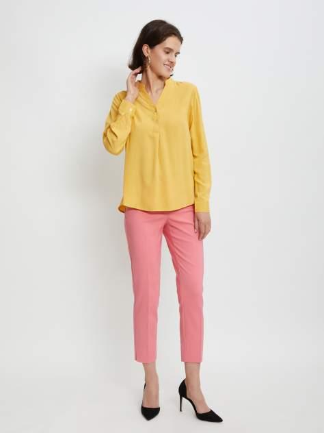 Женская блуза Zolla z0212311622222500, желтый