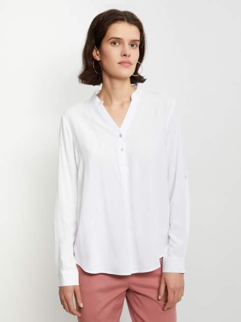 Блуза женская Zolla z0212311622221000 бежевая XXL