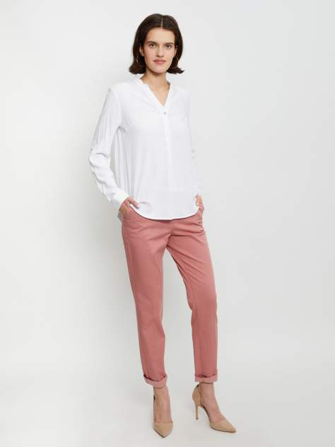 Женская блуза Zolla z0212311622221000, бежевый