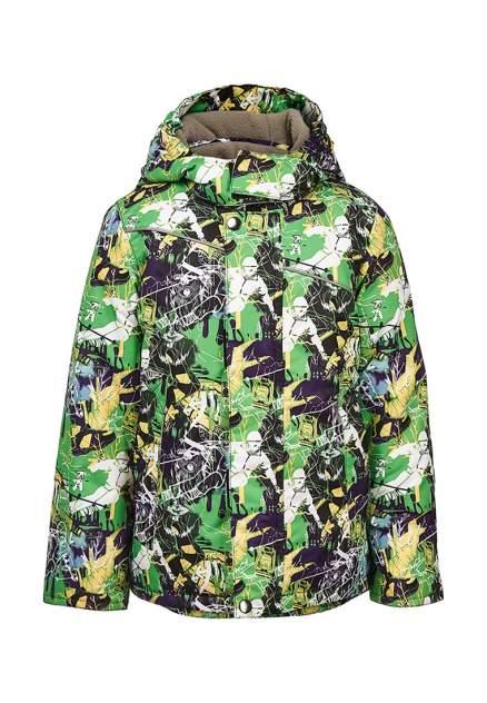 Куртка детская Oldos, цв. зеленый