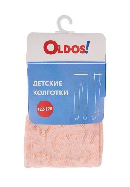 Колготки для детей OLDOS, цв. бежевый, р-р 122