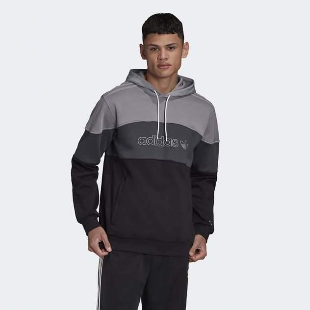 Толстовка мужская Adidas BX-20 HOODY черная XL