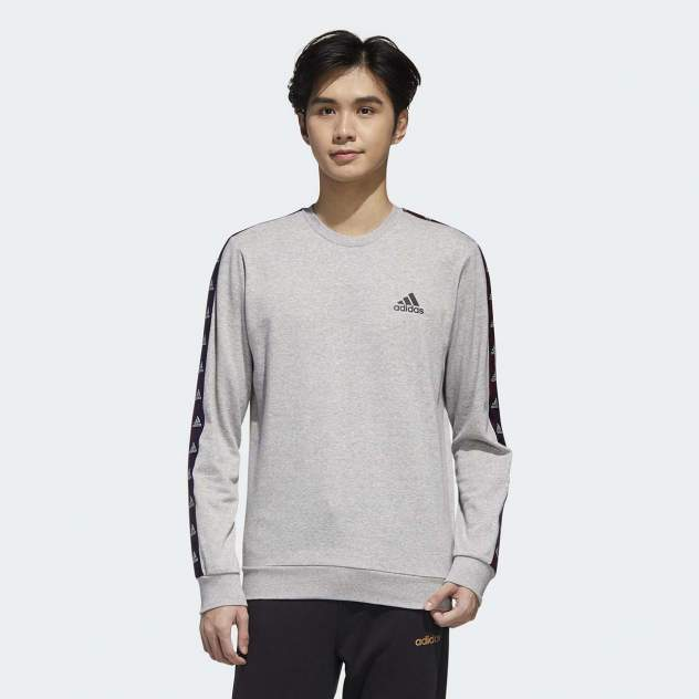 Свитшот мужской Adidas M E TPE SWT   MH серый XL