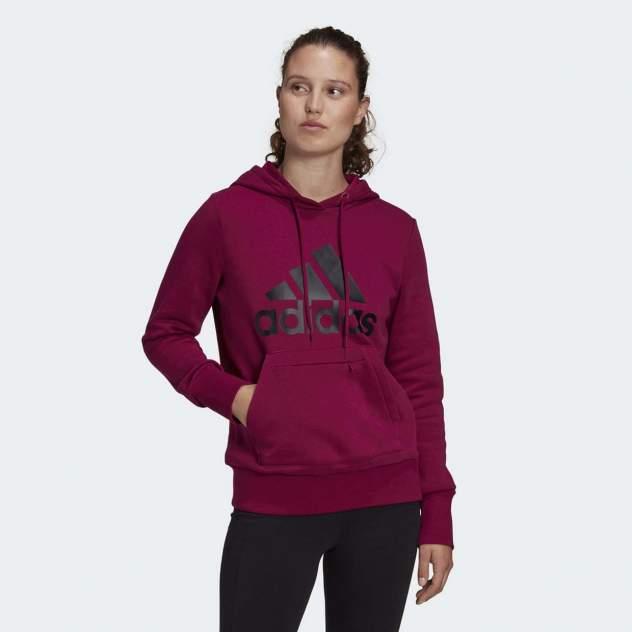 Толстовка женская Adidas W BOS OH HD   POWBER розовая M