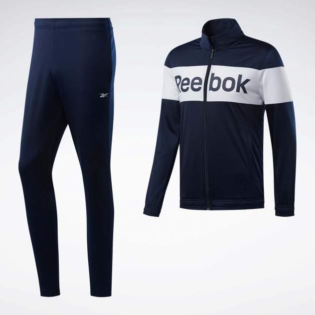 Мужской костюм Reebok TS CUFFED TRACKSUIT, синий