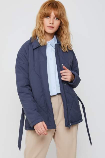 Куртка женская Sela 1803011110 синяя M