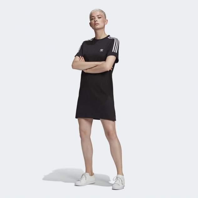 Женское платье Adidas TEE DRESS, черный