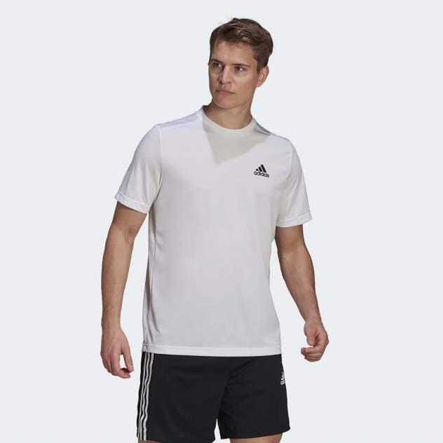 Футболка мужская Adidas M PL T белая XL