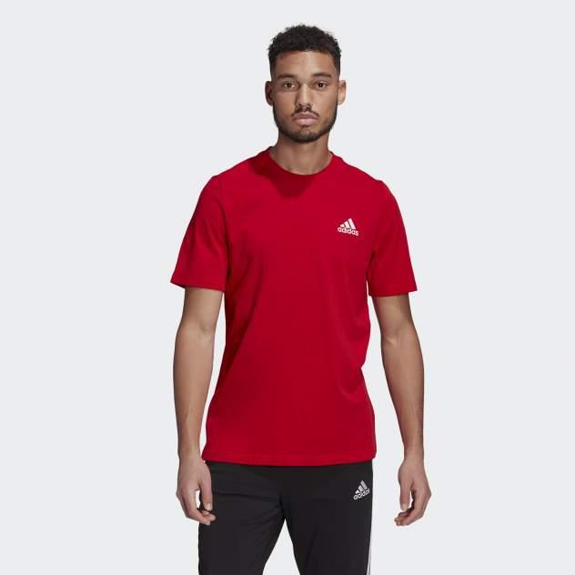 Футболка Adidas M SL SJ T, красный