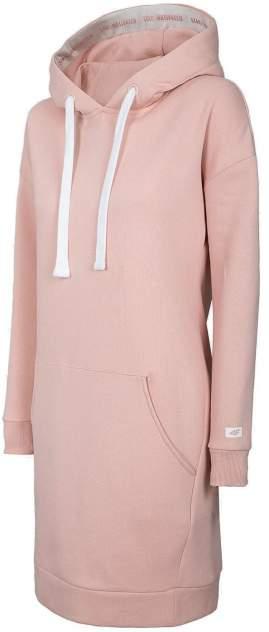 Женское платье 4F WOMEN'S DRESSES, розовый