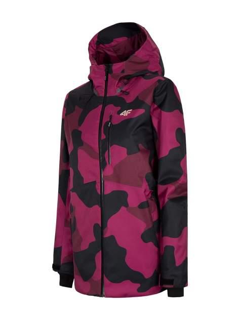 Спортивная куртка 4F WOMEN'S SNOWBOARD JACKETS, бордовый