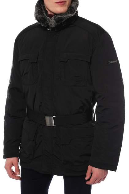 Пуховик мужской HETREGO 201000523 черный 58