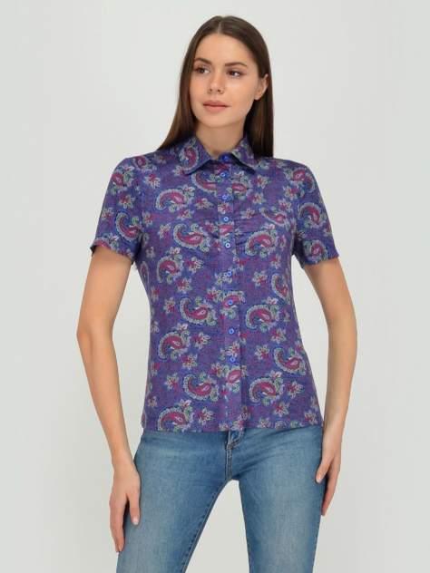 Женская рубашка 1001dress VI00136PP, фиолетовый
