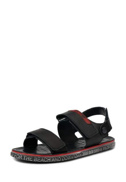 Мужские сандалии Alessio Nesca 041-11, черный