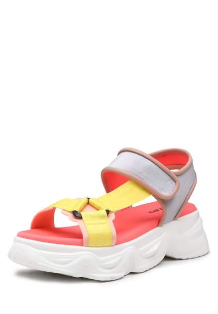 Женские сандалии T.Taccardi K0790PT-1, разноцветный