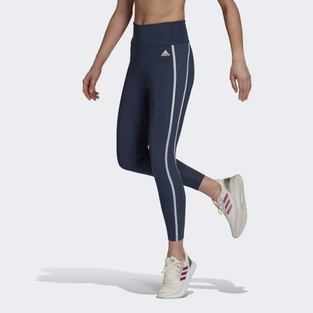 Женские тайтсы Adidas GL3998, синий