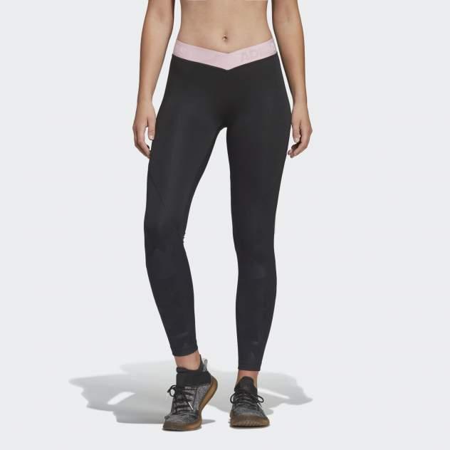 Женские тайтсы Adidas DT6265, черный