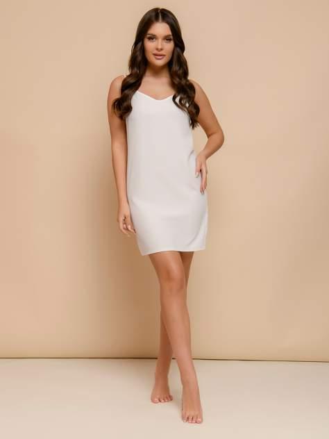 Домашнее платье 1001dress 0132101-02438WH, белый