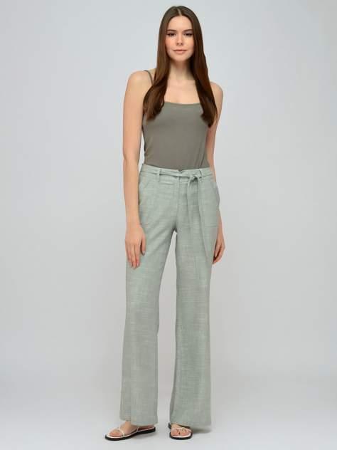 Женские брюки 1001dress VI00155OG, зеленый