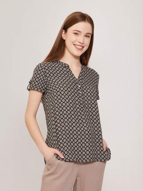 Блуза женская Zolla z22124126201299P0 черная M