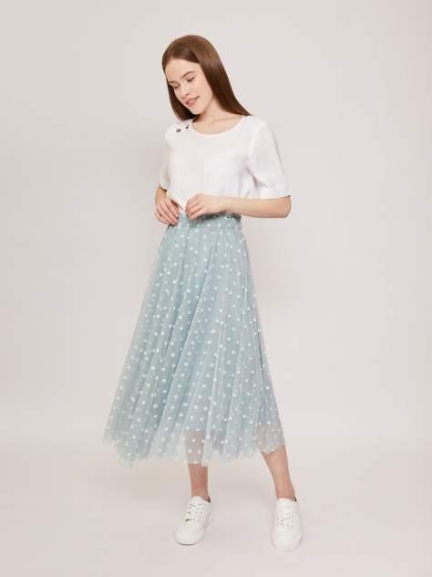 Женская блуза Zolla z0212412591331000, бежевый