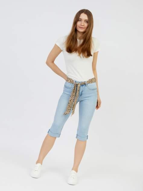 Женские брюки Zolla z02123724S01351D0, голубой