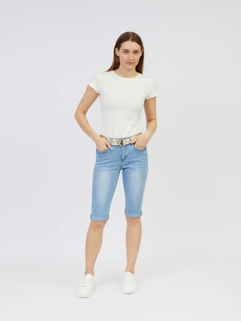 Женские шорты Zolla z22123723701351D0, голубой