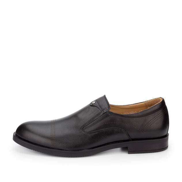 Туфли мужские ZENDEN 1-222-100-1, черный