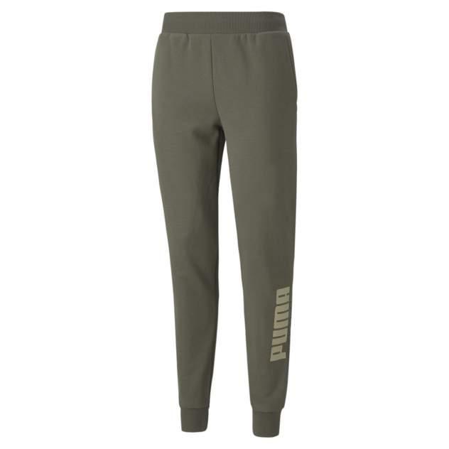 Спортивные брюки PUMA 58941401, зеленый