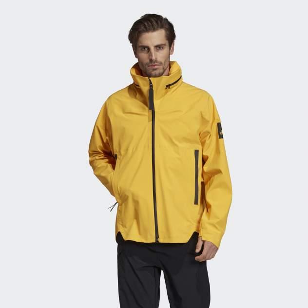 Спортивная ветровка Adidas DZ1411, желтый
