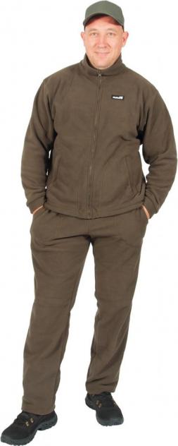 Спортивный костюм мужской Helios коричневый 44-46 RU